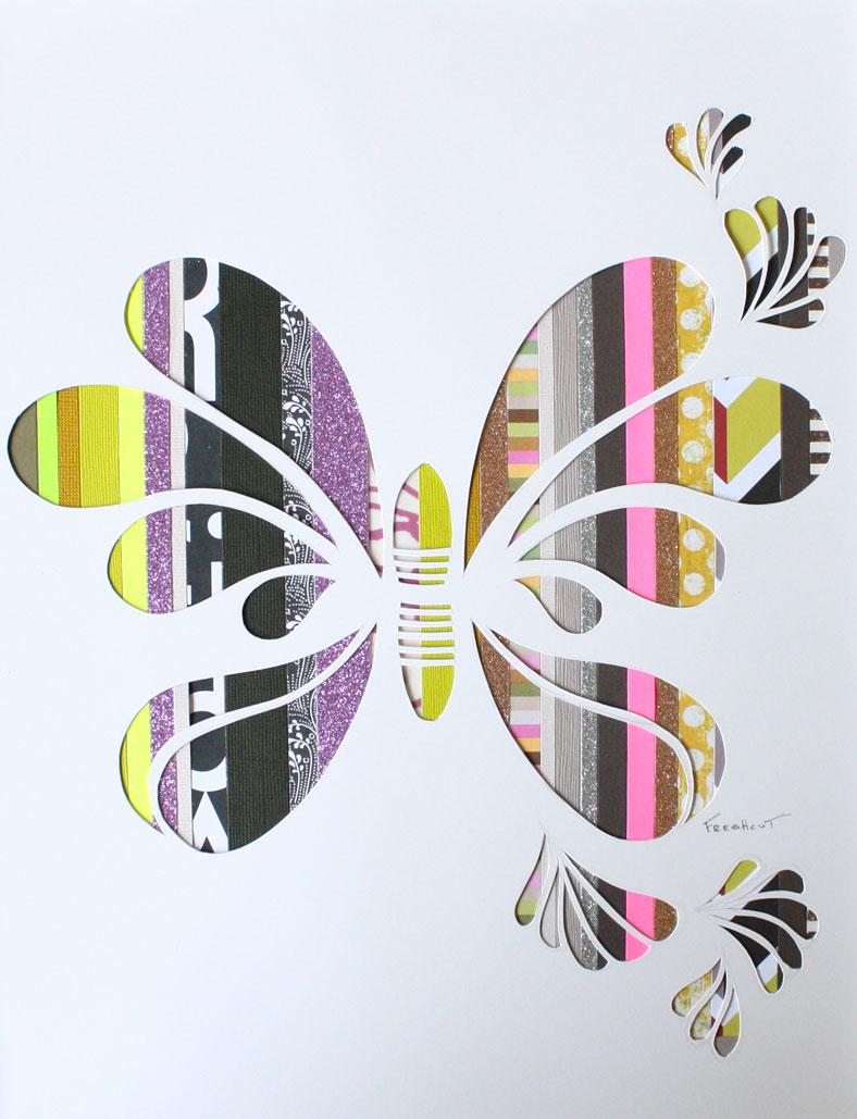 Butterflycutout