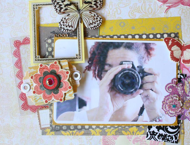 Random-snapshot-layout