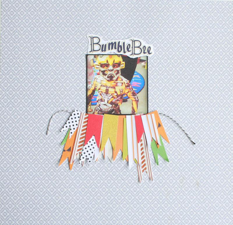 Bumblebeelayout