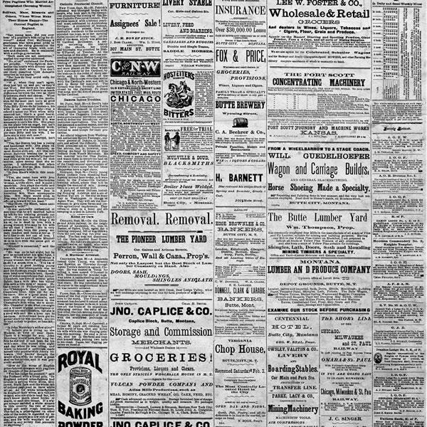 Antique news