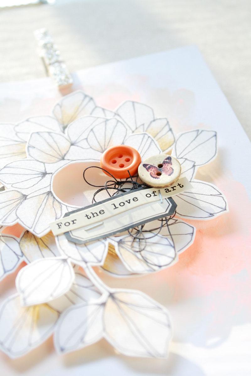 Spring-art-card