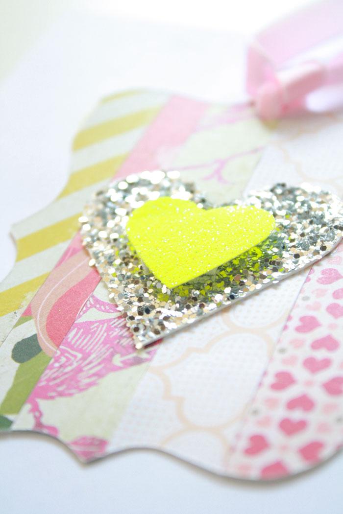 Heart-tag