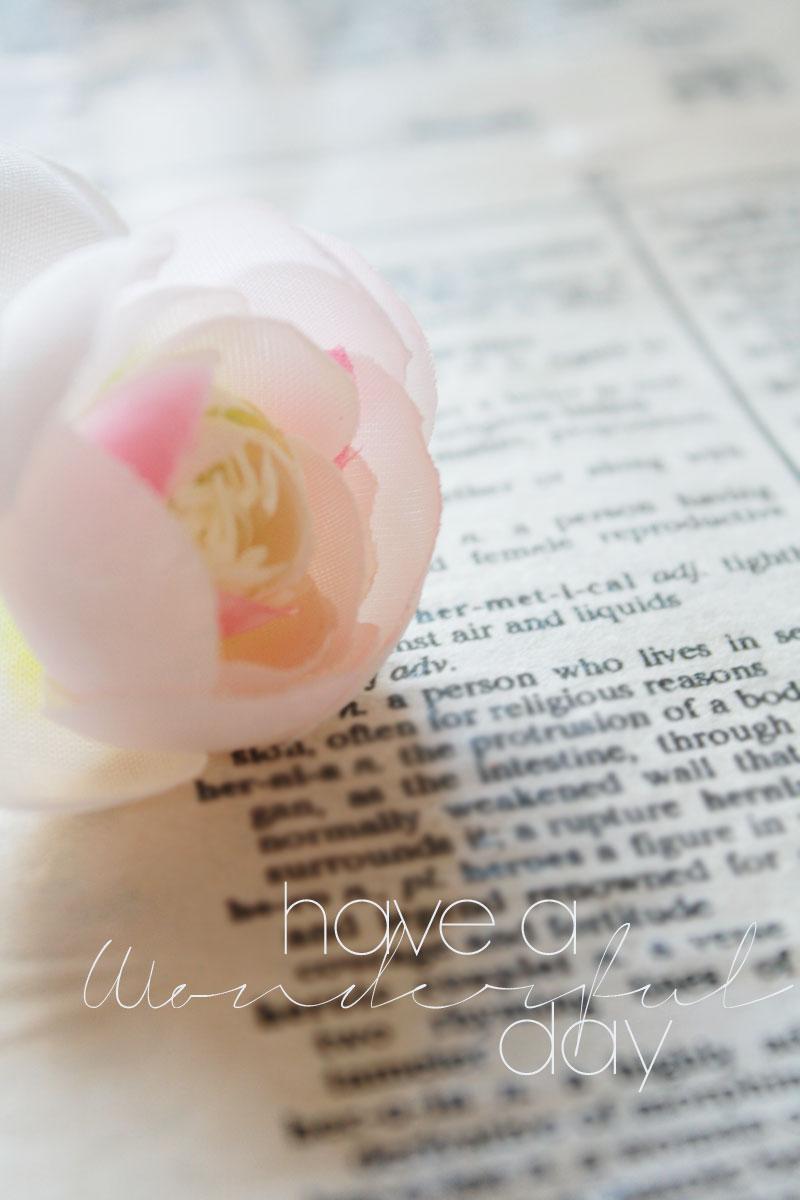 Spring-card-post-flower