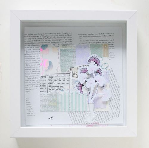 Lavender-shadowbox-collage